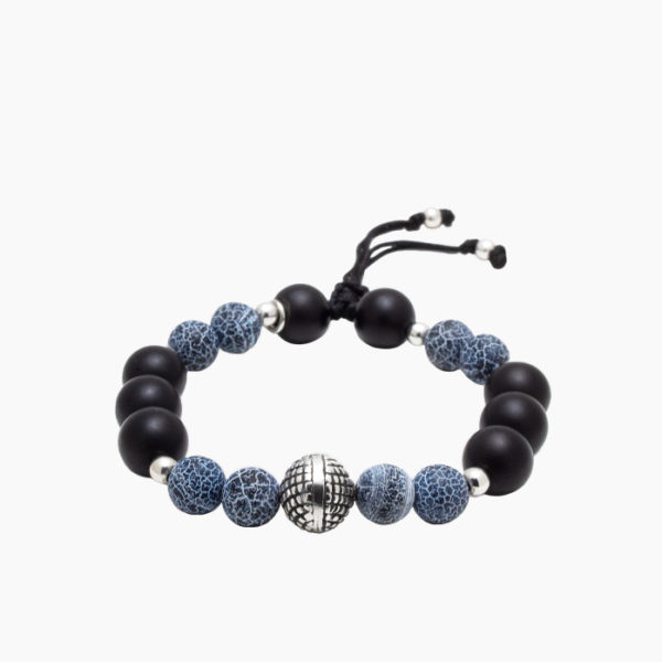 Pulsera Black Blue